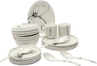 Tibros Pack Of 32 Dinner Set (Melamine) - DNSE8FW4RMEVDNAK