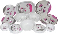 CTC Opal Pack Of 32 Dinner Set (Melamine)