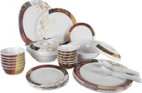 Brightline Pack Of 40 Dinner Set (Melamine) - DNSE7B2F8NUPDQKH