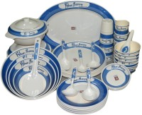 Sharif Melamine Pack Of 51 Dinner Set (Melamine) - DNSEEHPFTJXSVQNV