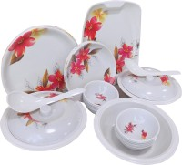 Lovato Classy Melamine Pack Of 32 Dinner Set (Melamine)