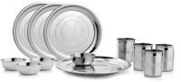 SSSILVERWARE SS-DI-12PCS Pack Of 12 Dinner Set (Stainless Steel)