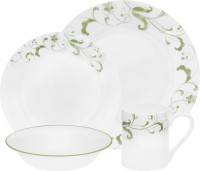 Corelle India Impressions Pack Of 16 Dinner Set (Glass) - DNSE89H5TNM64S5G