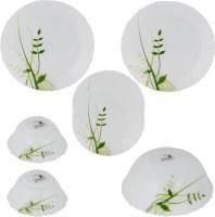 Larah Pack Of 7 Dinner Set (Ceramic)