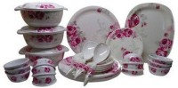 Nayasa Pack Of 35 Dinner Set (Melamine)