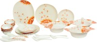 Royal Chef Pack Of 40 Dinner Set (Melamine)