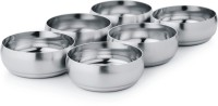 King International Pack Of 6 Dinner Set (Stainless Steel)