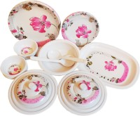 Homeking Pack Of 32 Dinner Set (Melamine)
