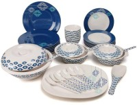 Ektra Pack Of 35 Dinner Set (Melamine)