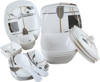 Exceed Melamine Pack Of 32 Dinner Set (Melamine)