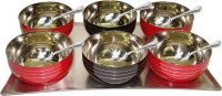 King International Pack Of 11 Dinner Set (Stainless Steel)