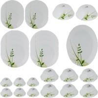 Larah Pack Of 27 Dinner Set (Ceramic) - DNSE6FBFSDPPGXHY
