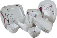 Exceed Melamine Pack Of 33 Dinner Set (Melamine) - DNSEGDACFQKASYHZ