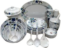 Sharif Melamine Pack Of 51 Dinner Set (Melamine)