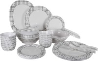Brightline Pack Of 40 Dinner Set (Melamine)