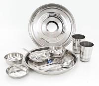 Klassic Vimal Klassic Vimal 12 Pcs Dinner Set KV014 (Stainless Steel, Silver)