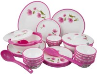 SSOL MELAMINE Pack Of 32 Dinner Set (Melamine)