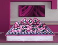 GRJ India Cotton Printed Diwan Set - DSTE7VHE6R3JFZHG