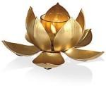 InspirationWorld Classic Lotus votive