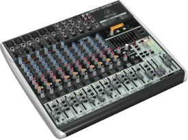 Behringer XENYX QX1832 Wired DJ Controller