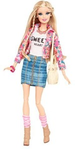 Mattel Dolls & Doll Houses Mattel Floral Jacket Doll