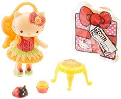 Hello Kitty Dolls & Doll Houses Hello Kitty Sunkissed Mini Sunflower