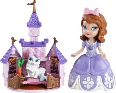 Sofia Dolls & Doll Houses Sofia The First Princess Sofia & Ginger the Rabbit