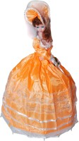 RK Toys Princess Barbie Doll (Multicolor)
