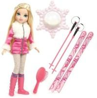 Moxie Girlz Moxie Girlz Magic Glitter Snow Doll Avery (Multicolor)