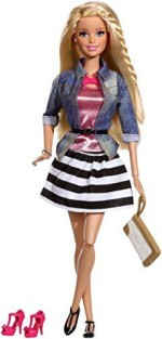 Mattel Dolls & Doll Houses Mattel Barbie Style Doll