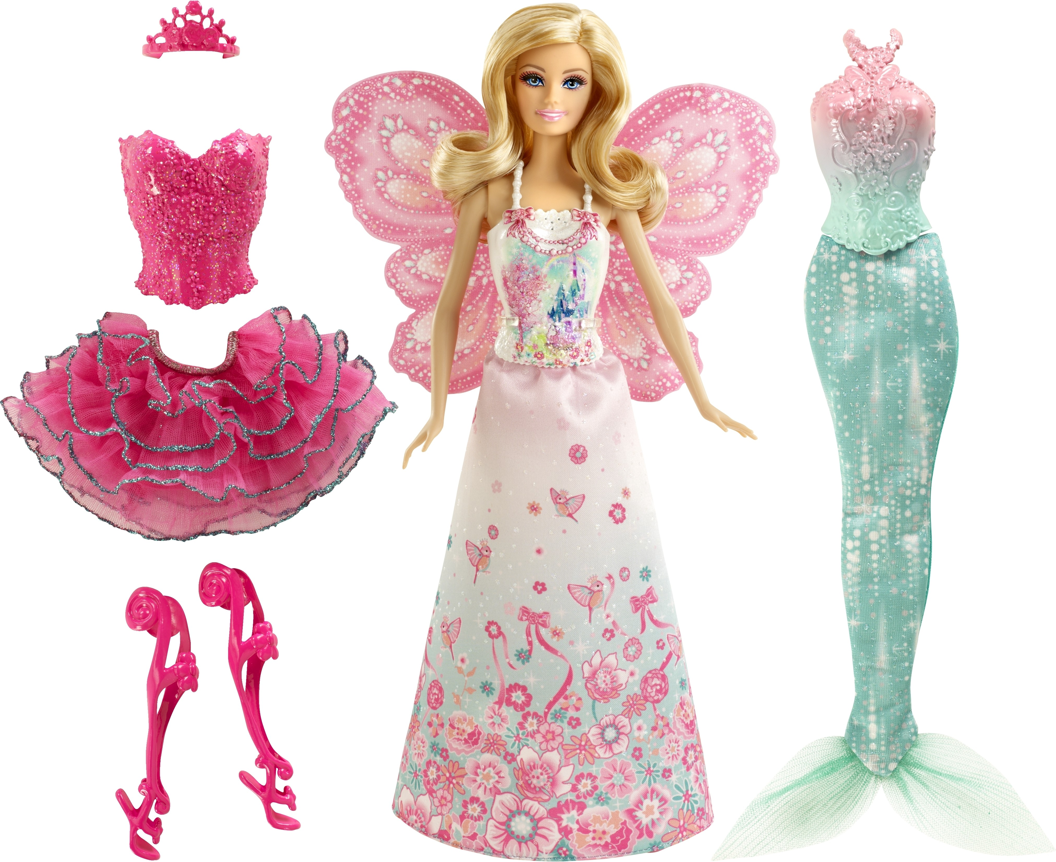 Barbie Fairytale Dressup Fairytale Dressup Shop For Barbie Products In India Toys For 3 6
