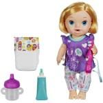 Baby Alive Dolls & Doll Houses Baby Alive Brushy Brushy Baby Doll Blonde