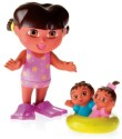 Fisher-Price Splash Around Dora And Twins - Multicolor