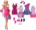 Barbie Doll and Fashion Assortment - Multicolor