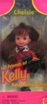 Barbie Dolls & Doll Houses Barbie Chelsie Li'L Friends Of Kelly