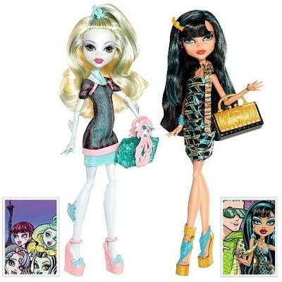 Mattel Dolls & Doll Houses 2 Pack