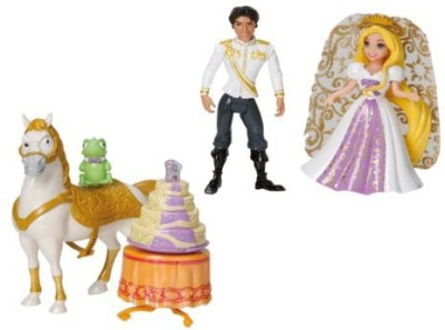 Mattel Disney Princess Rapunzel Wedding Party Set