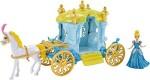 Mattel Dolls & Doll Houses Mattel Disney Little Kingdom Magiclip Cinderella Carriage