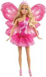 Barbie Dolls & Doll Houses Barbie Beautiful Fairy Barbie Doll