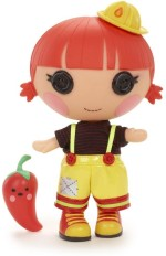 Lalaloopsy Dolls & Doll Houses Lalaloopsy Littles Doll Asst Red Fiery Flame