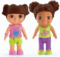 Fisher-Price Dora And Brown Hair Friend - Multicolor