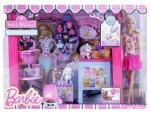Barbie Dolls & Doll Houses Barbie Shops with Doll Assortment