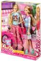 Barbie Stylin Friends - Multicolor