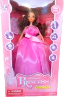 RIANZ RIANZ Beautiful Remote Control Intelligent Princess Dancing, Singing And Moving Doll With Lot Of New Features (Pink) (Pink)