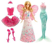 Barbie Mix & Match Fairytale Dress Up (Multicolor)