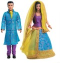 Barbie And Ken In India Gift Pack - Multicolor