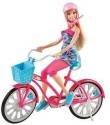 Barbie Fab Life Doll and Bike