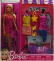 Barbie Doll and Fashion Assortment ? Fashion Accessories Pink - Multicolor
