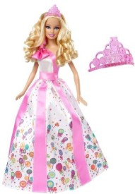 Barbie Princess Happy Birthday
