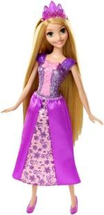 Disney Dolls & Doll Houses Disney Princess Sparkling Princess Rapunzel Doll